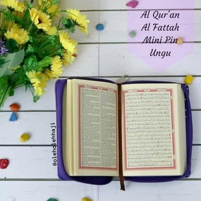 Al Quran Mina Merah Pocket Jaket Gr Al Quran Mini Wanita Al Quran Saku Nabawi  