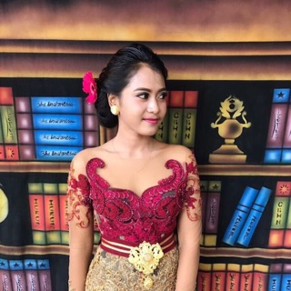 Baca Deskripsi Kebaya Bali Sofia Bet Shopee Indonesia