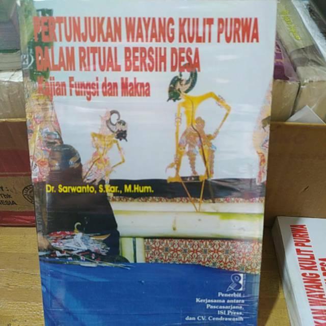 Pertunjukan Wayang Kulit Purwa Shopee Indonesia
