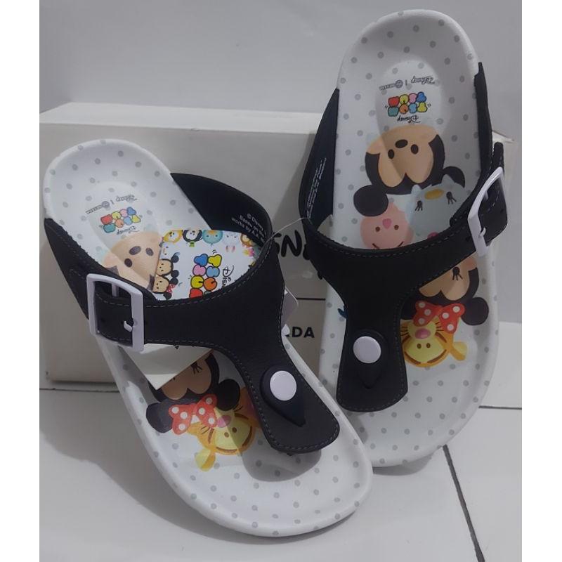 sandal disney nevada anak size 33.34