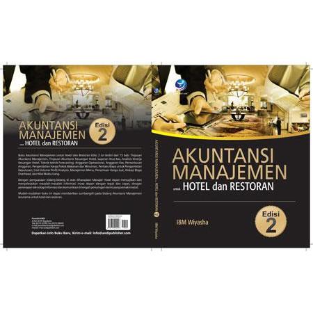 Akuntansi Manajemen Untuk Hotel Dan Restoran Edisi 2 Ibm Wiyasha