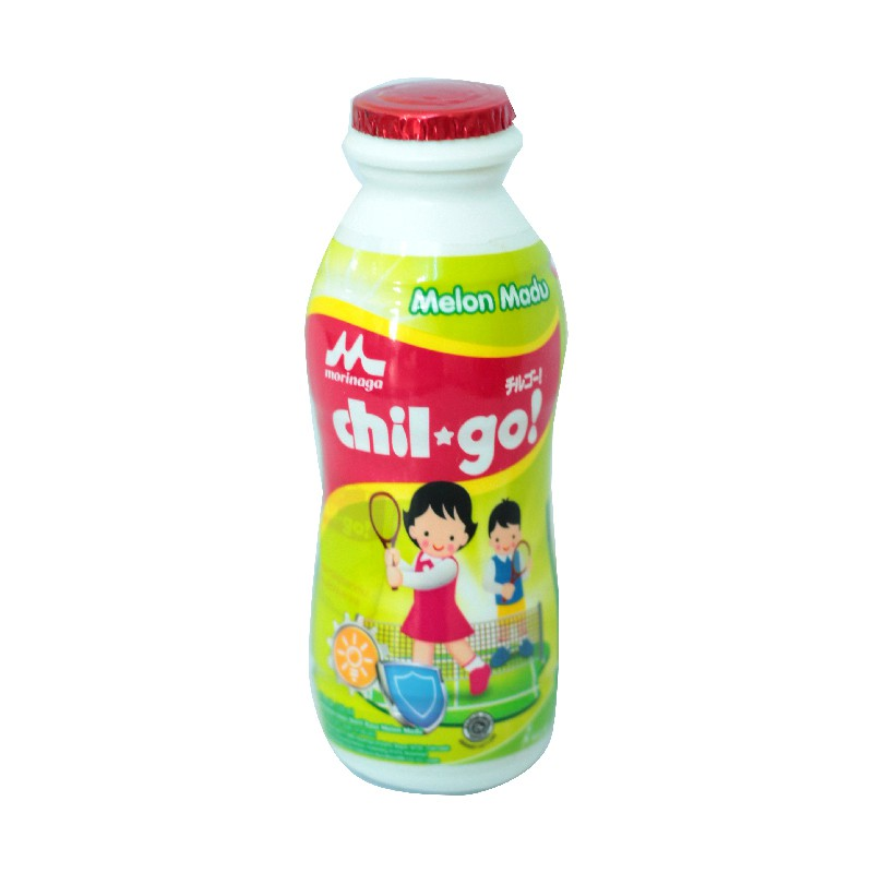 ChilGo Chil Go Melon Madu 140 ml Susu Cair Siap Minum