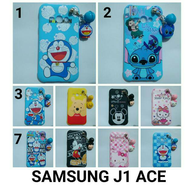 Samsung J1 Ace Case Lonceng Lucu Shopee Indonesia
