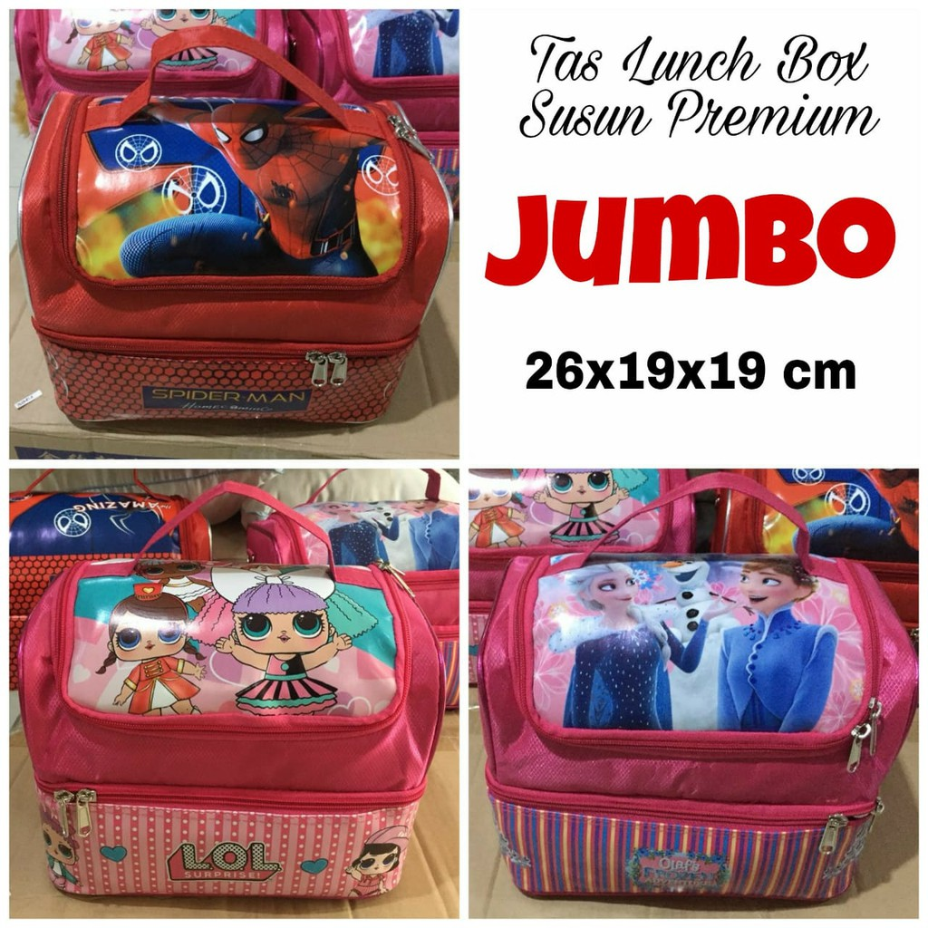 Kotak Makan Sekat Sup Shopee Indonesia Yooyee 4 Lunch Box Item 415