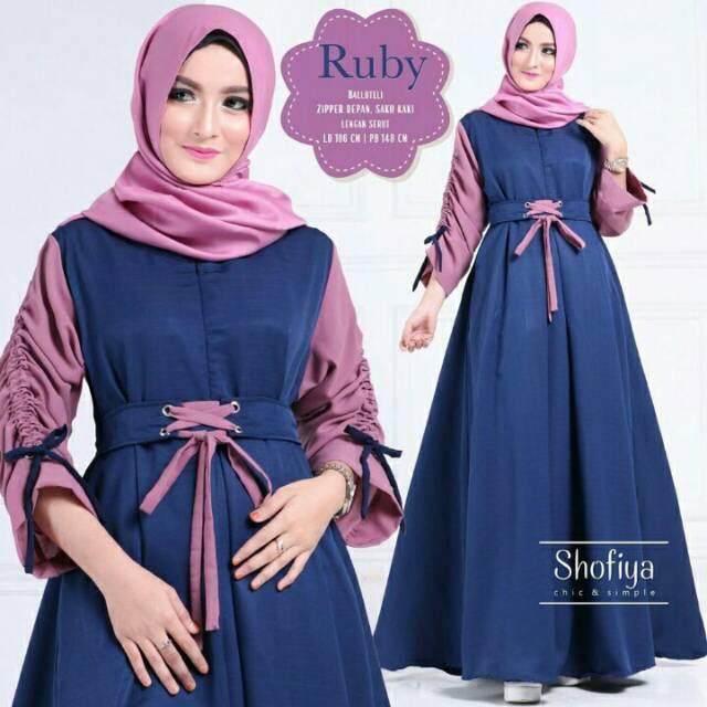 Dapatkan Harga fashion pakaian Pakaian Muslim Setelan Dress Muslim Diskon | Shopee Indonesia