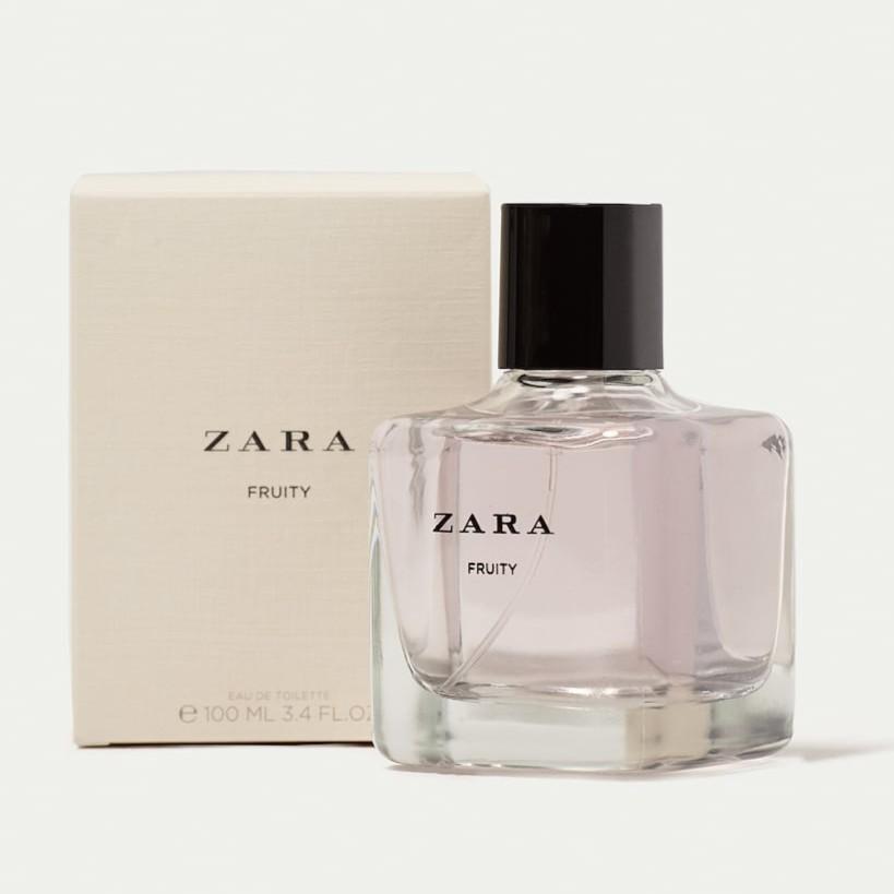Parfum Original Eau Fruity Toilette Edt Zara De 100 Ml BdCrxoe