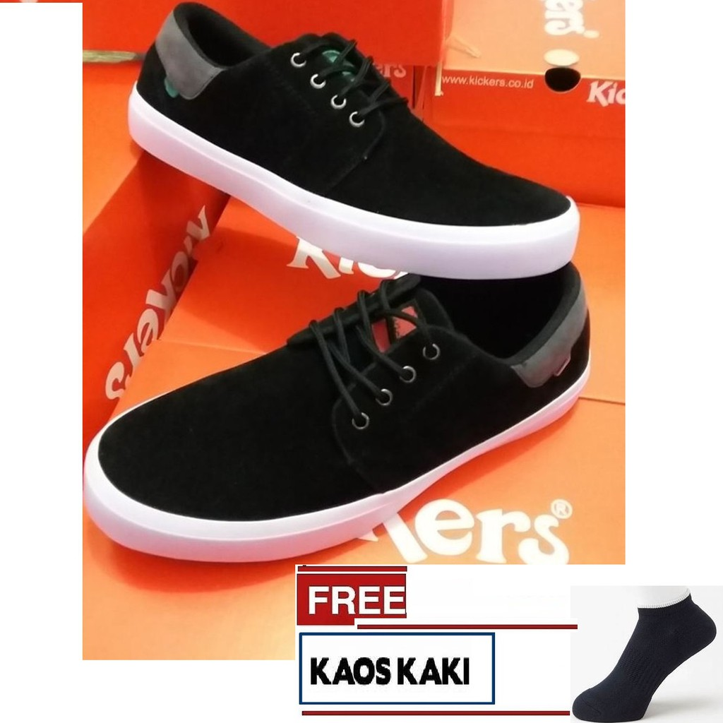 Dr Kevin Mens Sneakers 13341 2 Color Options Black Blue Men Casual Shoes 13355 Grey Abu Muda 42 Shopee Indonesia
