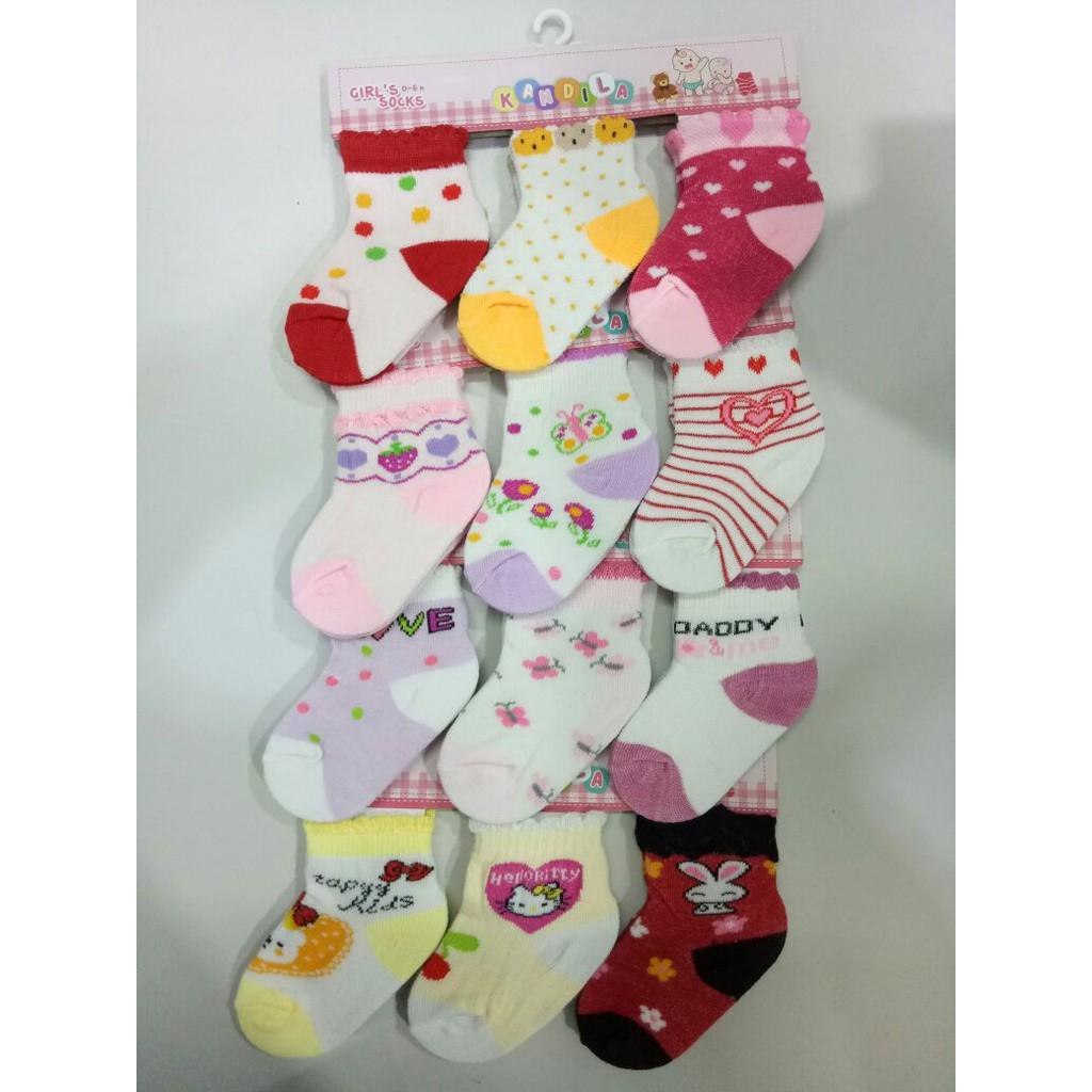 Babyfit Kaos Kaki Polos Pendek Anak Sekolah Baby Socks Kids Sock Bayi Karakter Animal Pony Kid Kaus Nyaman Katun Impor Shopee Indonesia
