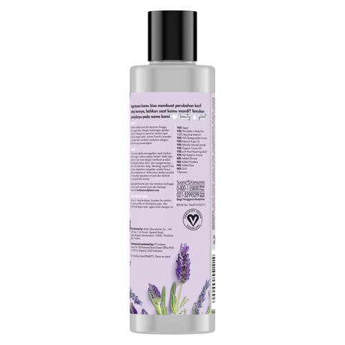 Love Beauty And Planet Vegan Shampoo Argan Oil & Lavender for Frizzy & Calming Hair 200 ml-2