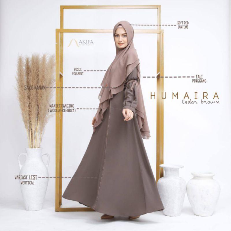 Humaira Dress set by Akifa