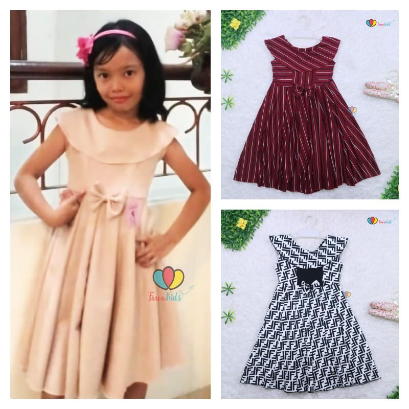 baju+anak+tahun+Dress+Anak - Temukan Harga dan Penawaran Online Terbaik - Desember 2018 | Shopee Indonesia