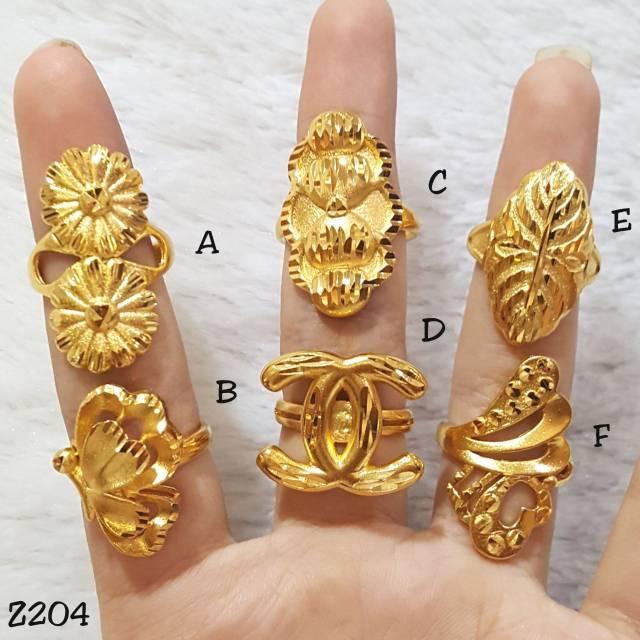 Perhiasan Emas Dubai Terbaru - Aksesoris Kita