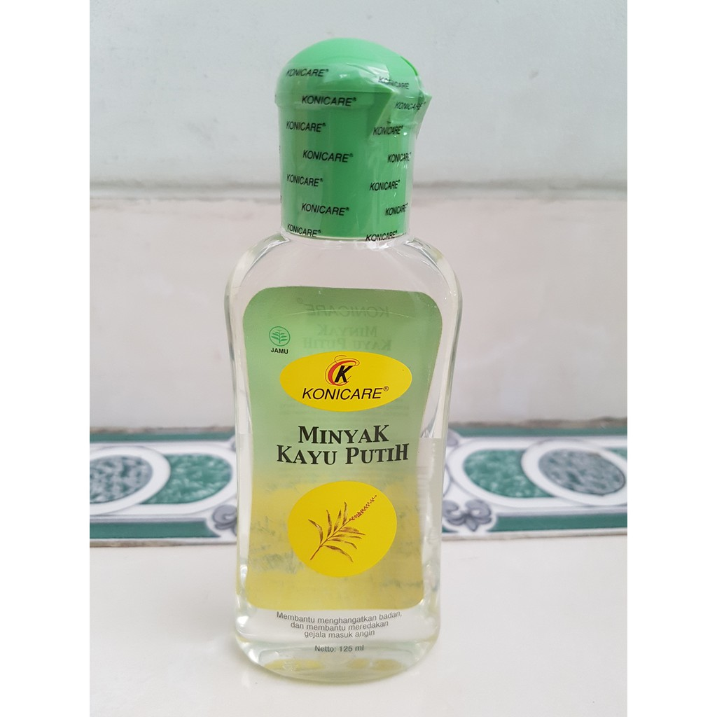 Paket Minyak Kayu Putih Konicare 60 Ml 3pcs Mtk019 Shopee Indonesia Hemat Telon Plus My Baby Longer Protection 60ml Mtk040