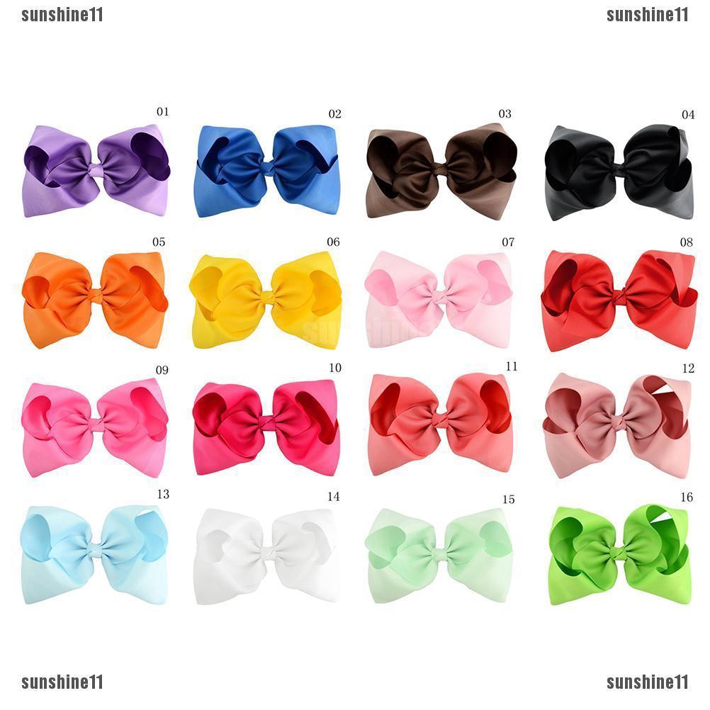 "fashion ribbon girly ribbon fashion hair bow fashion grosgrain fashion bows-1/"""