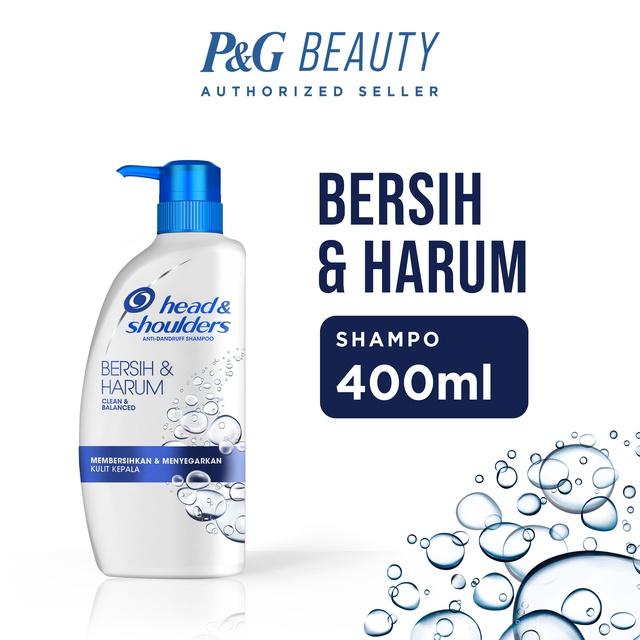 Head & Shoulders Shampoo Clean and Balanced 400 ml