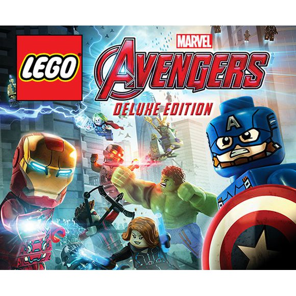Lego Marvels Avengers Deluxe Edition Full Game Shopee Indonesia