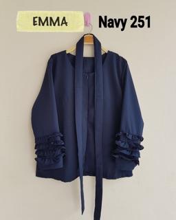 Baju atasan blouse pakaian kekinian cantik real pic hijabers kuliah jakarta  pakaian pesta  9c0624055a