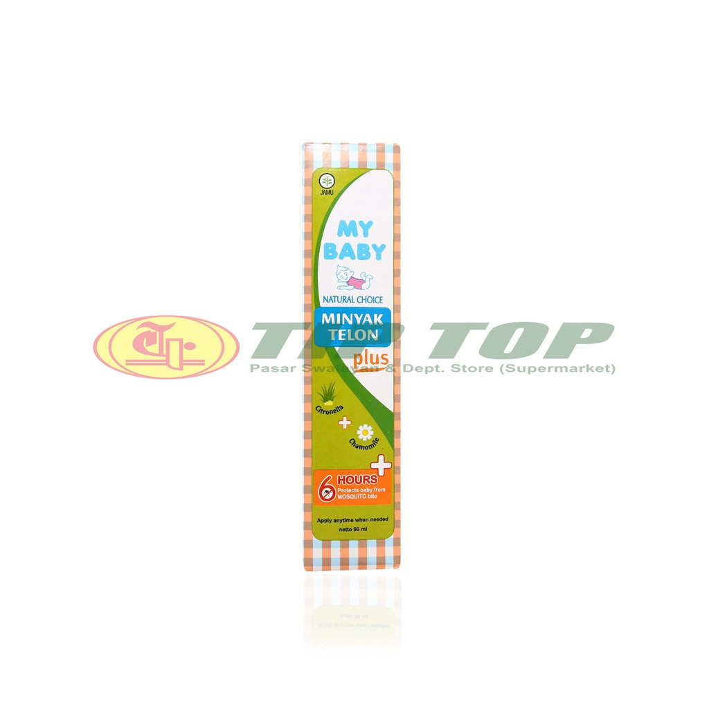 My Baby Minyak Telon Plus 150 Ml Shopee Indonesia 90