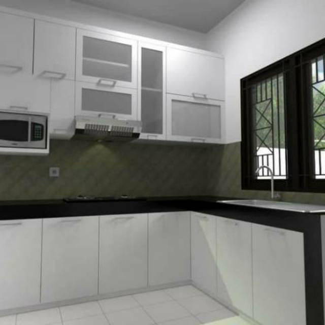 Kitchen Set Rak Lemari Dapur