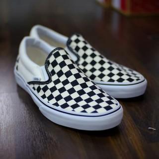 66cbb7f1abd9b4 Hot List Vans Slip On Checkerboard Original Bnib - Bnwt Terjamin ...