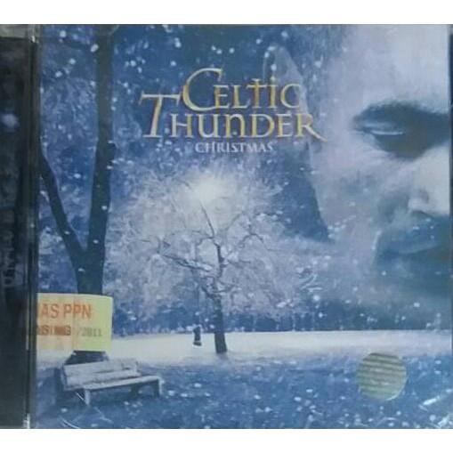 Celtic Thunder Christmas.Cd 100 Ori Celtic Thunder Christmas