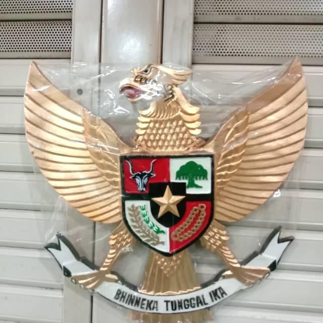 Patung Burung Garuda Patung Pajangan Burung Garuda 40cmx 40cm