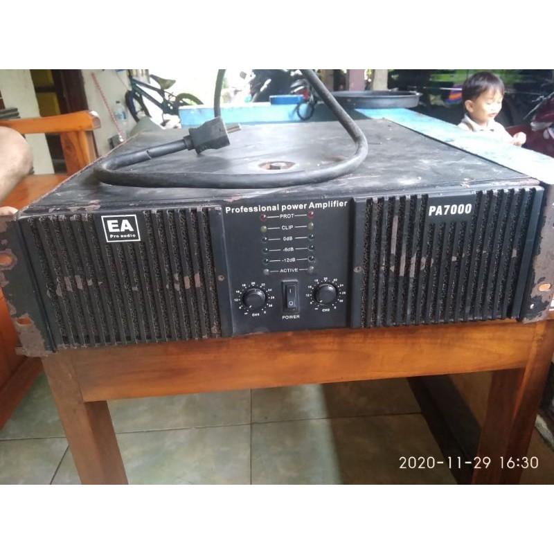 power ampli EA pa 7000