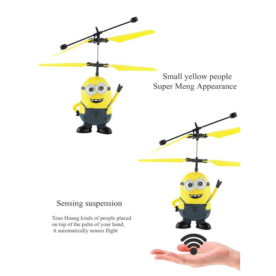 Perfect Drone RC Helikopter Mini Dengan Remote Control Transmitter