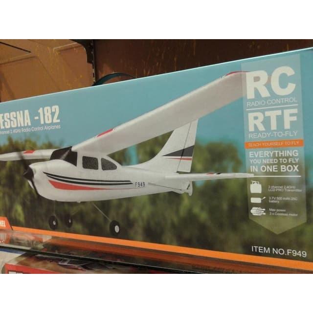 Original Pesawat RC Cessna Wltoys F949