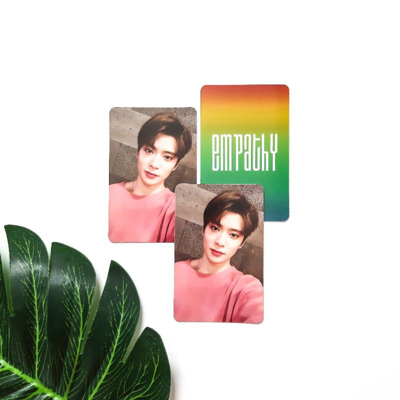 (BACA DESC) NCT 127, 2018 | Jaehyun Photocard (PC) from Empathy (Reality ver) Album