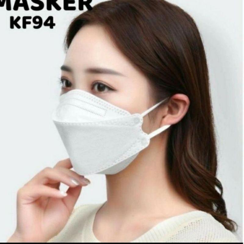 MASKER KF94 KOREA MASKER 4PLY KF94 EVO BERSERTIFIKAT ISI