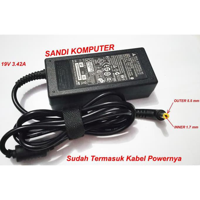 Adaptor Charger Acer Aspire 3 A314-21 A314-31 A314-32 A314-33 A314-41