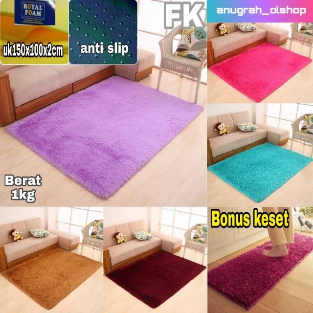 HARGA PROMO IKEA TILST KARPET, ANYAMAN