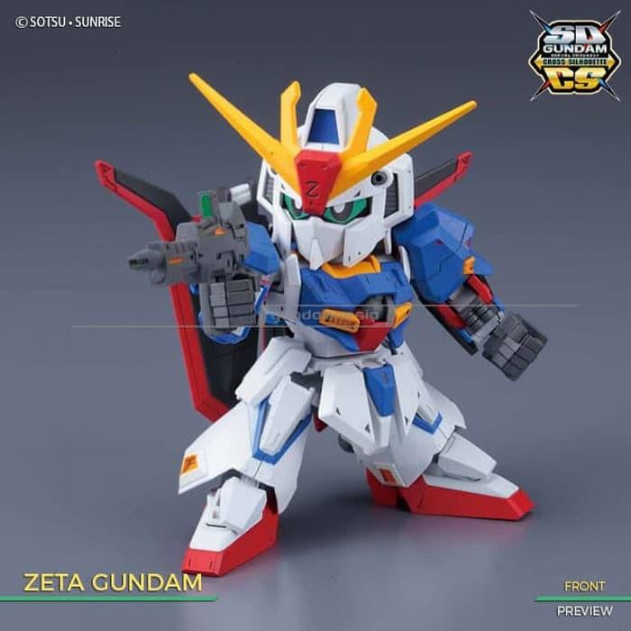 Gundam Zeta Gundam SDCS Model Kit Figure Anime NEW