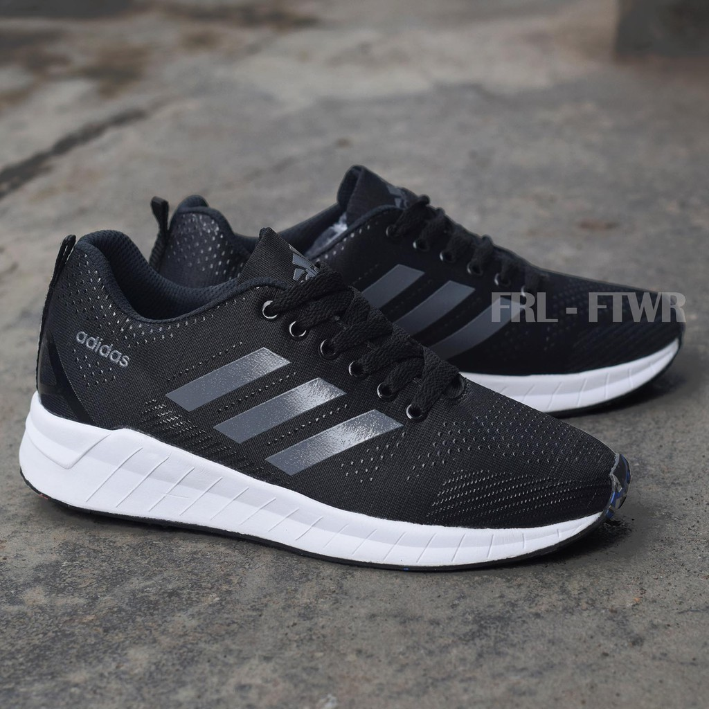 Adidas Cloudfoam Superskate Black List Orange Original  64ff89fc17