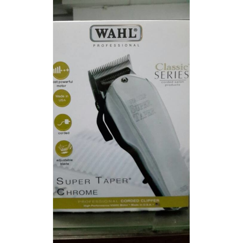 Cukur Rambut WAHL SUPER TAPER Classic (Free Packing Bubble Wrap ... 7f8f043c13