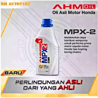oli mpx2 matic oli mpx 2 matic oli mpx2 matic 800 ml oli mpx2 original oli ahm mpx2 matic original