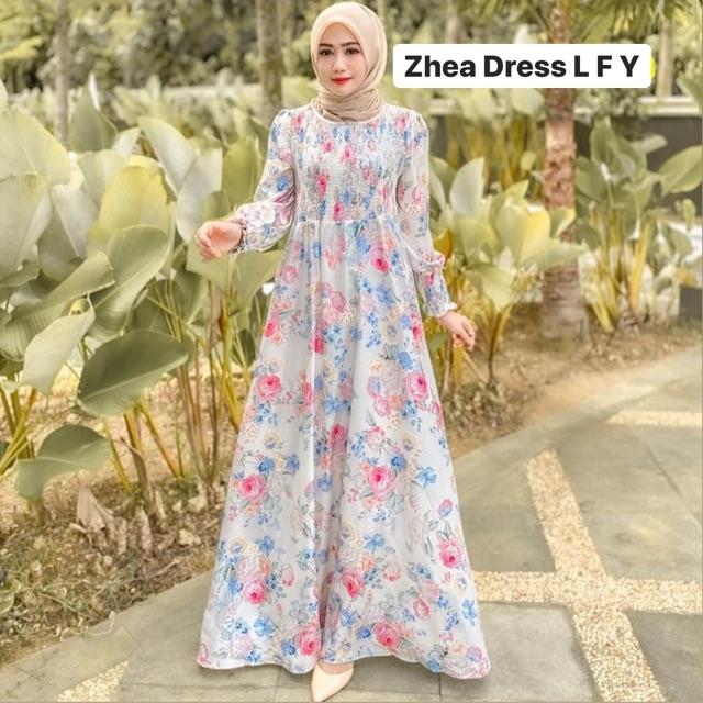 Zhea Dress LFY import bkk