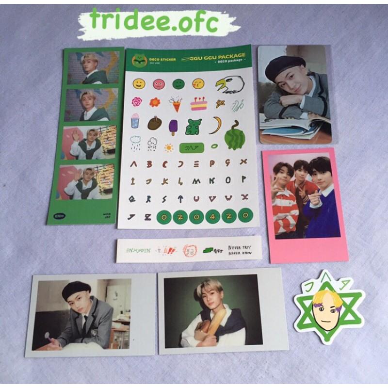 Photocard Pc Jay Set Ggu Ggu Package