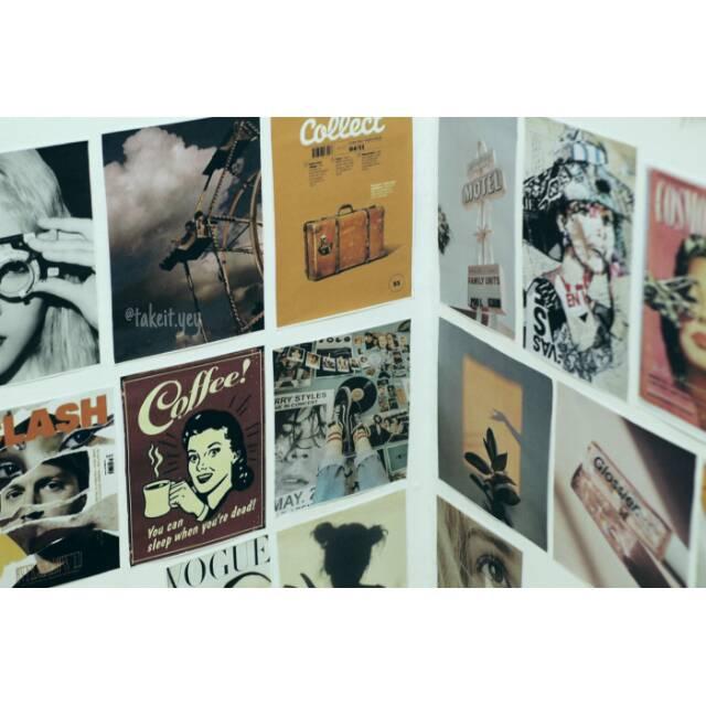 10pcs Custom Background Foto Aesthetic Untuk Dinding Shopee Indonesia