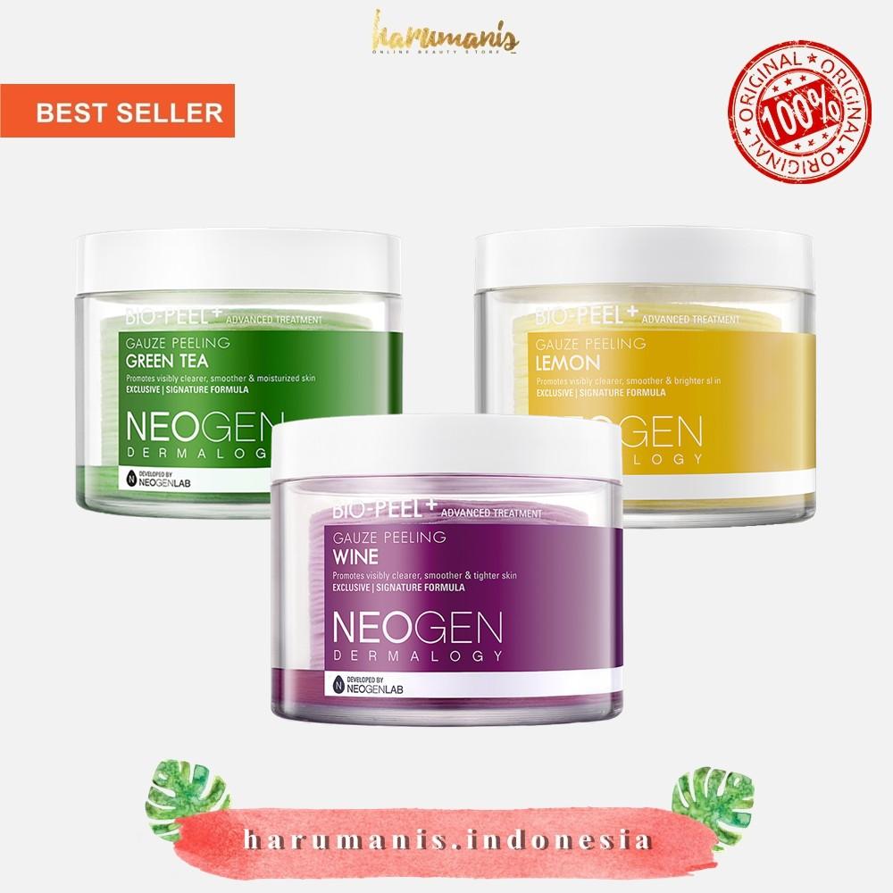 Neogen Bio Peel Gauze Peeling Travel Pack Shopee Indonesia Dermalogy Pax Lemon 8pcs