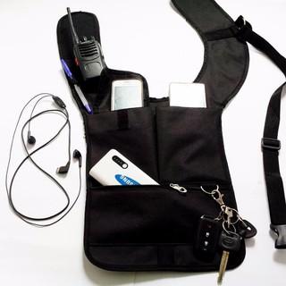 Buy 1 Get 1 Promo Tas Gadget FBI / Tas Pundak Multifungsi
