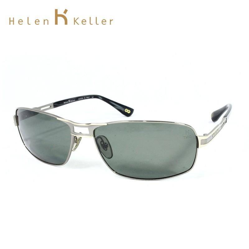 Helen Keller   Kacamata Hitam Pria   Sunglasses   H1366MT-P01   Silver  f1312215aa