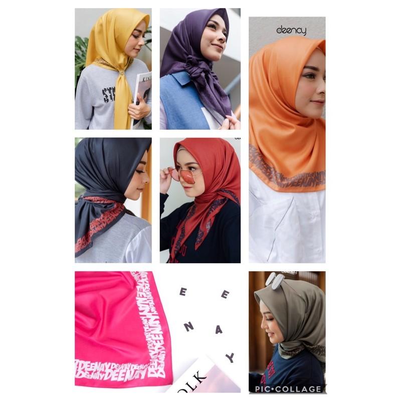 Hijab Melma Series Terbaru By Deenay Original Shopee Indonesia