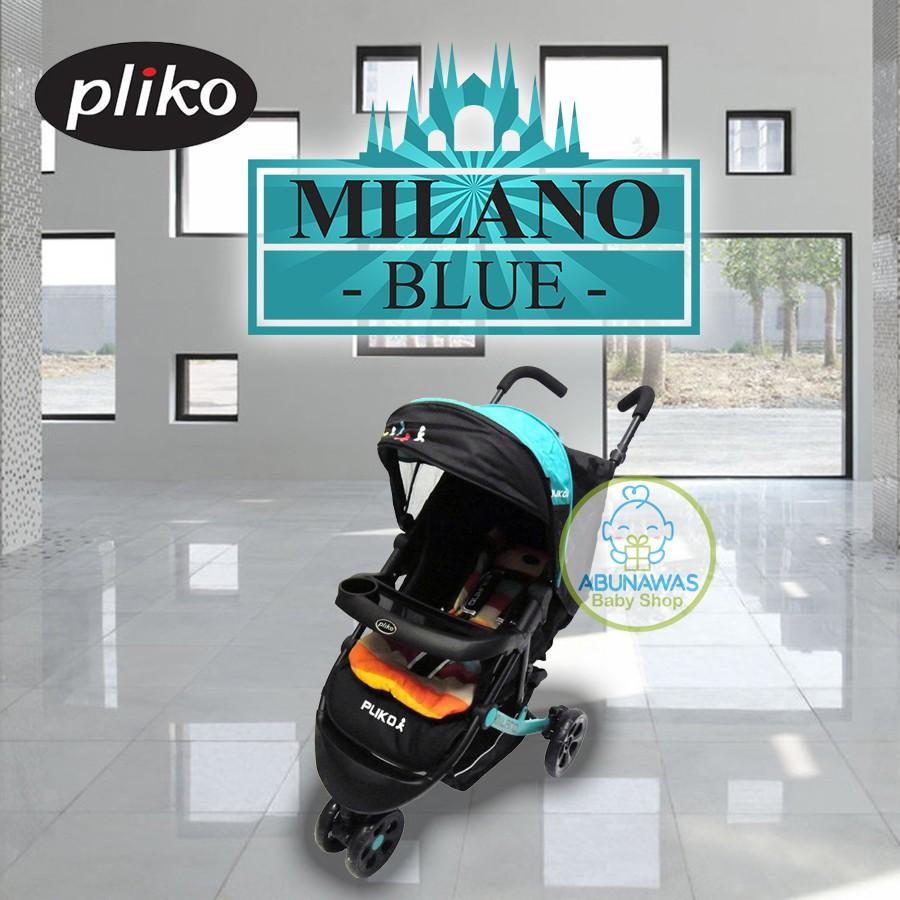 Stroller Pliko London 618 Kereta Dorong Bayi Shopee Pusat Distributor Baby Strollers Milano Roda Tiga Praktis Indonesia