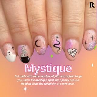 Mystique Press on Nails thumbnail