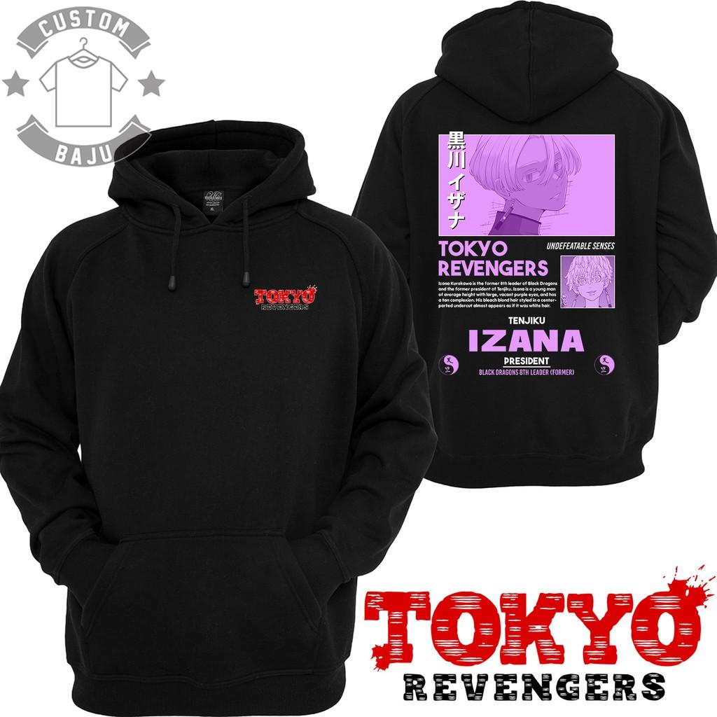 Sweater Hoodie Izana Kurokawa Tenjiku Anime Tokyo Revengers 538