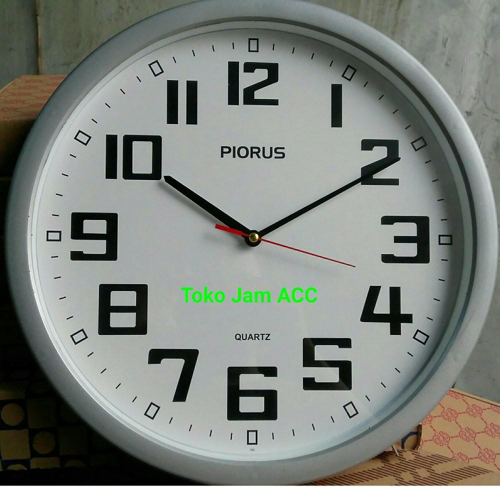 JUAL MURAH Jam Dinding DIY Besar 3D Wall Giant Clock Diameter 80 130 CM  TERBARU  4feb170c90
