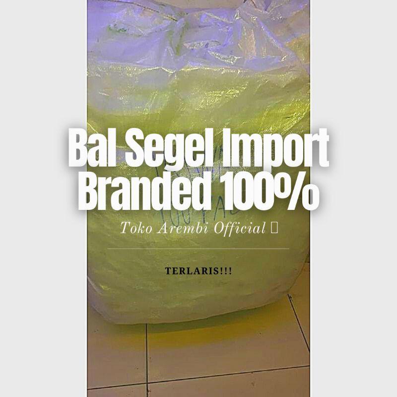 Bal import segel kode IKIWA Japan, Sepatu sport Branded + Bersih dan Bagus! (TOKO AREMBI)