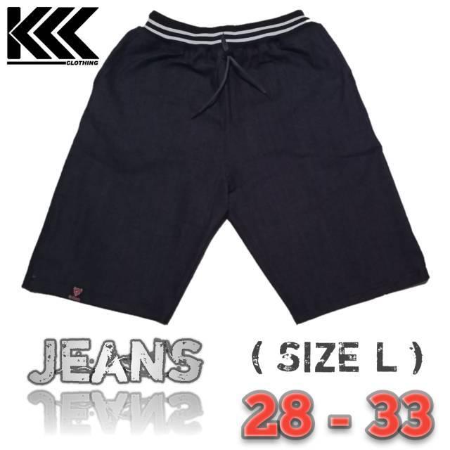 Best seller Grosir celana pendek kolor boxer rip pria ukuran L harga murah   3b2b3c7b59